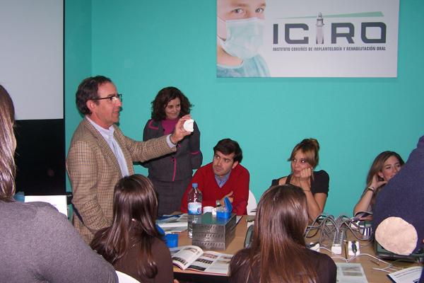 Curso Implantología Coruña