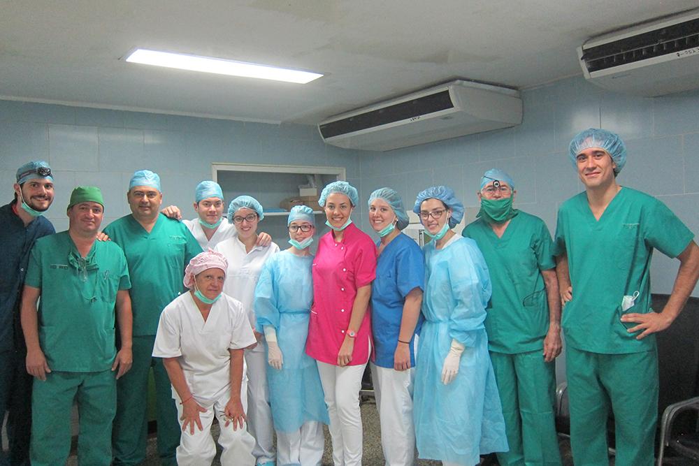 Curso Implantología Cuba - La Habana