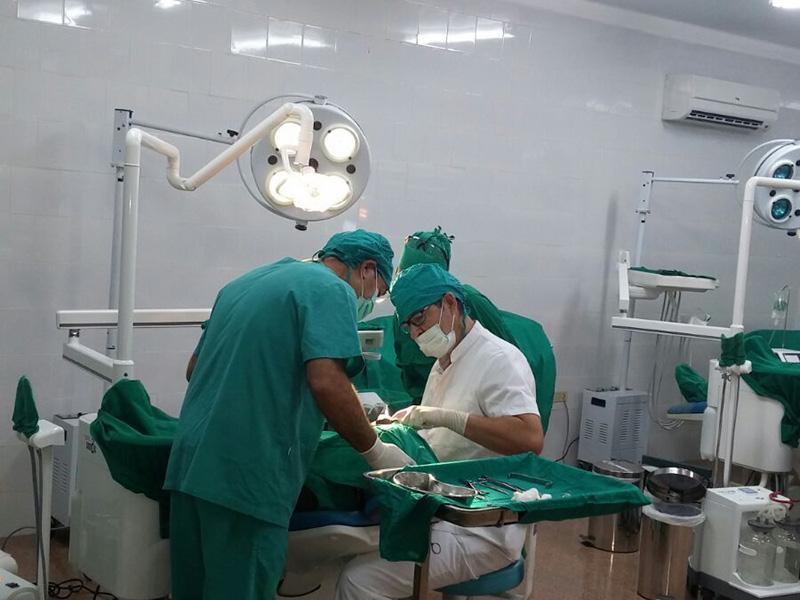Curso Implantología Cuba